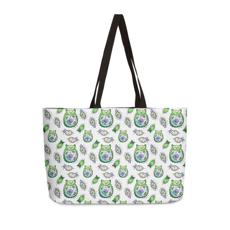 Toxoplasmoids Accessories Weekender Bag Bag by Feeping Creatures Artist Shop