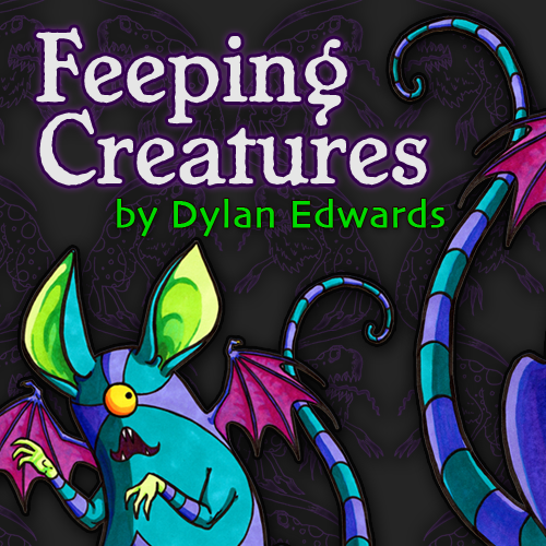 Feeping Creatures Artist Shop Logo