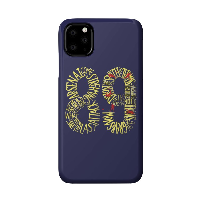 Anfield 89 Accessories Phone Case by Fees Tees