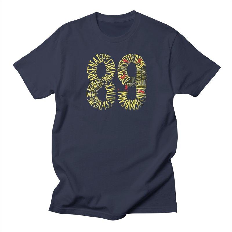 Anfield 89 Men's Regular T-Shirt by Fees Tees