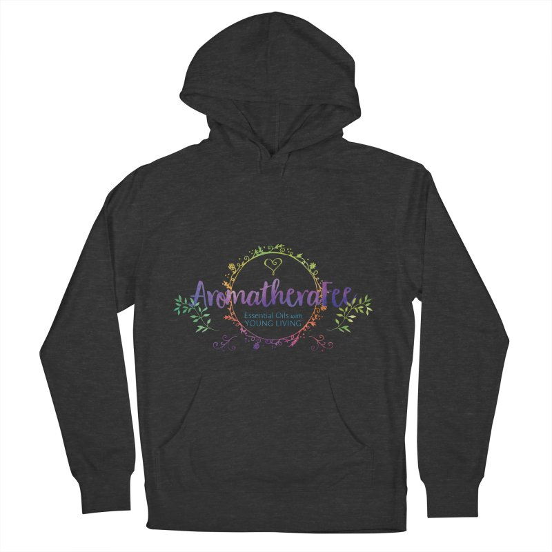 The Aromatherafee Collection Women's French Terry Pullover Hoody by Fees Tees