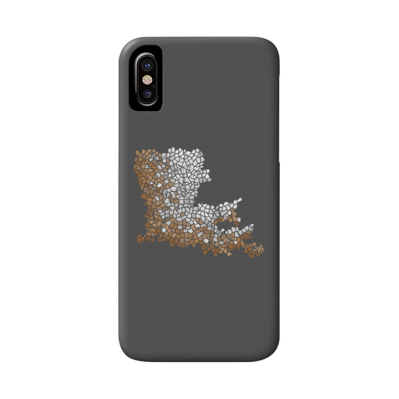 Beignet, LA Accessories Phone Case by Fees Tees