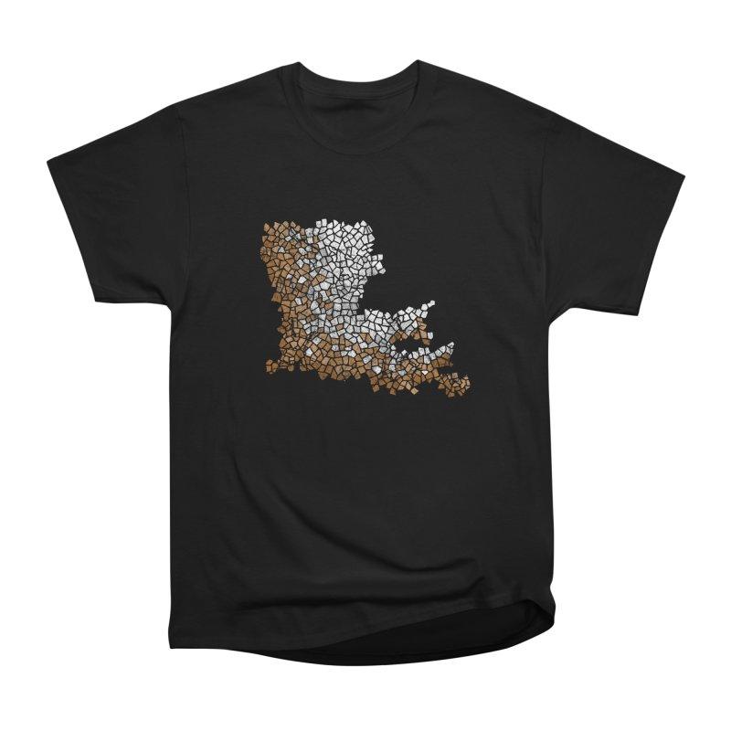 Beignet, LA Men's Heavyweight T-Shirt by Fees Tees