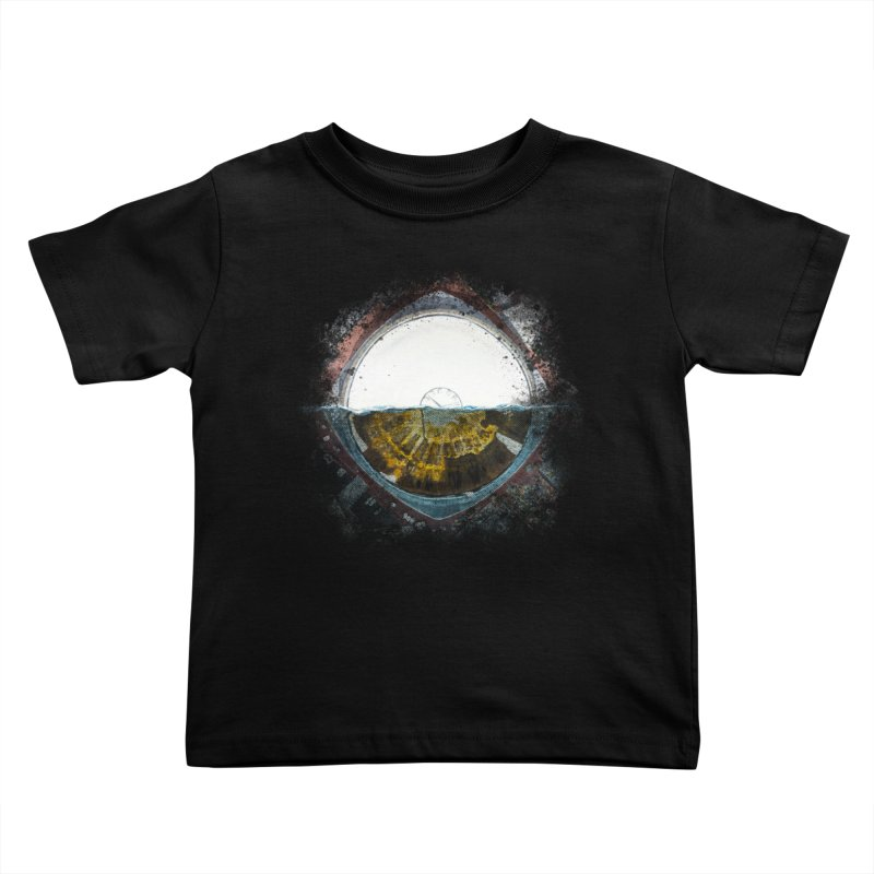 The Rebirth Reality Kids Toddler T-Shirt by Fees Tees