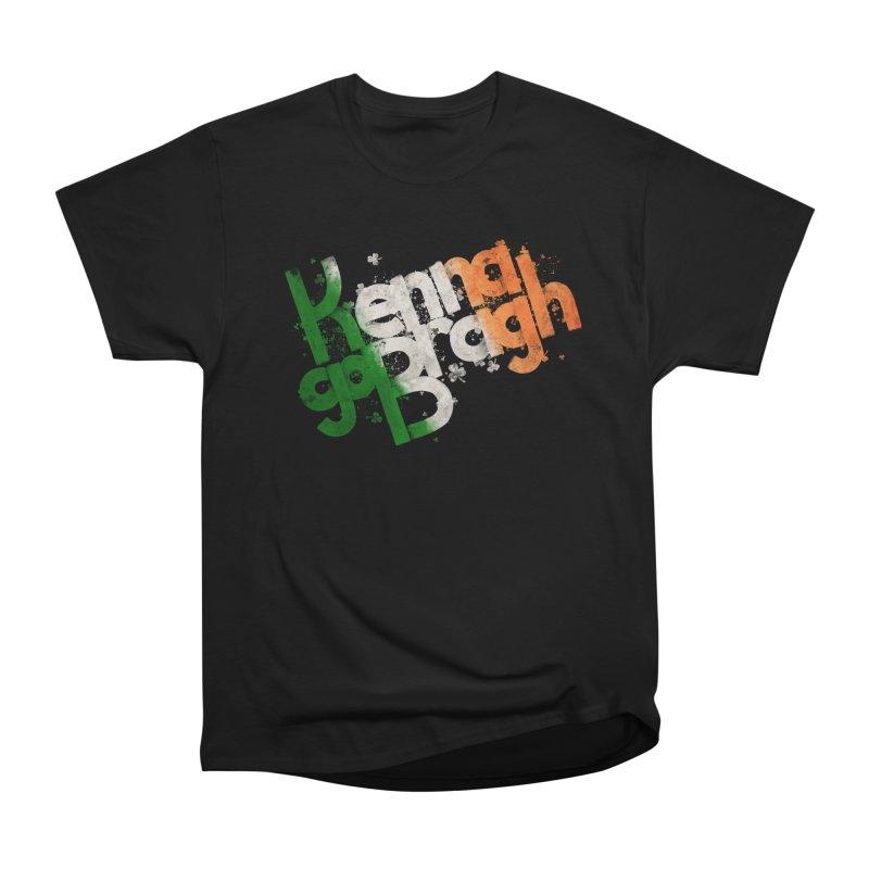 Kenna go Bragh Men's Heavyweight T-Shirt by Fees Tees