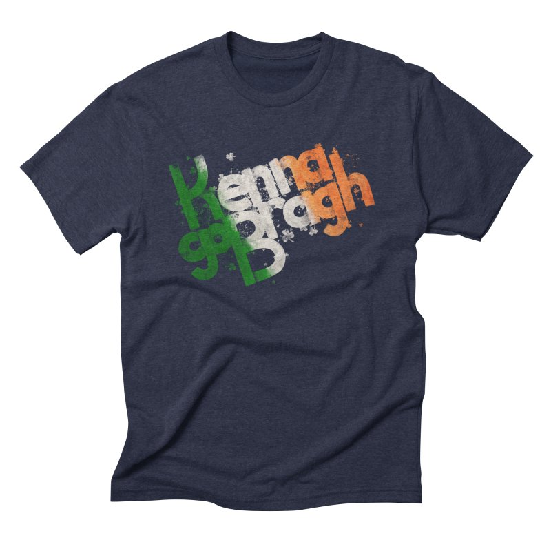 Kenna go Bragh Men's Triblend T-Shirt by Fees Tees