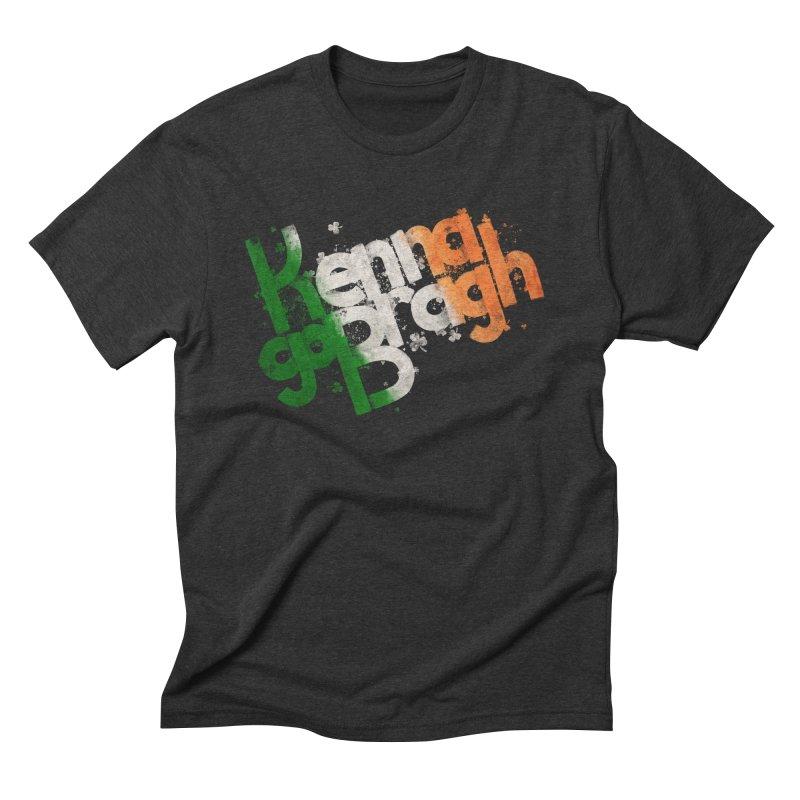 Kenna go Bragh Men's Triblend T-Shirt by Fees Tees