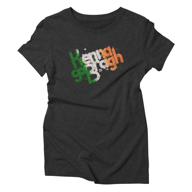Kenna go Bragh Women's Triblend T-Shirt by Fees Tees