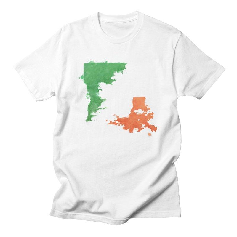 Ireland, LA Men's Regular T-Shirt by Fees Tees