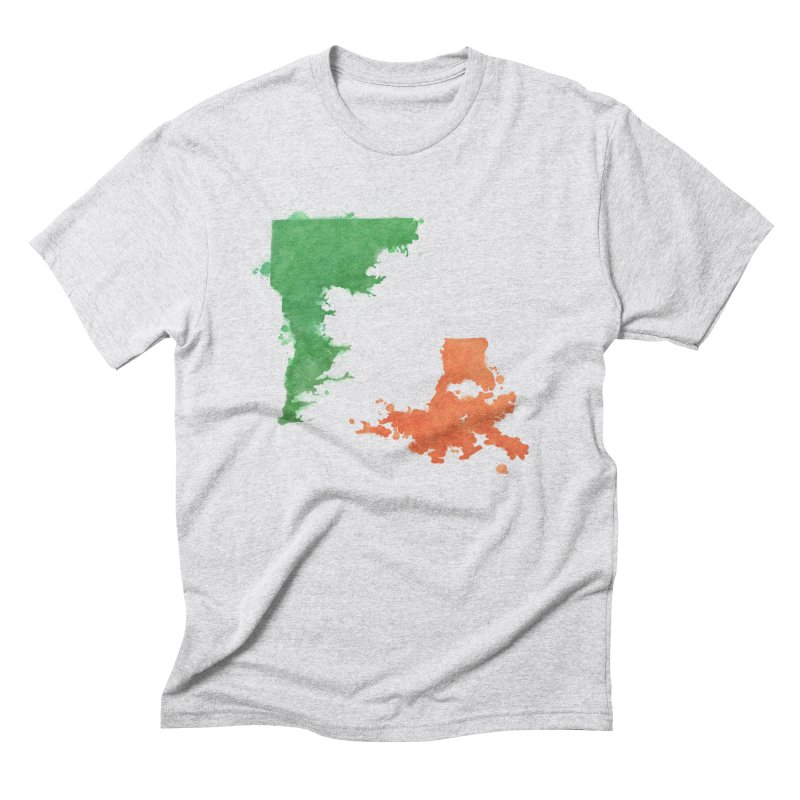 Ireland, LA Men's Triblend T-Shirt by Fees Tees