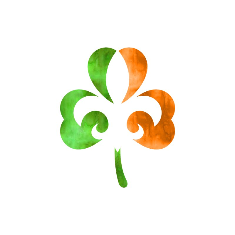 Shamrock De Lis - Color by Fees Tees