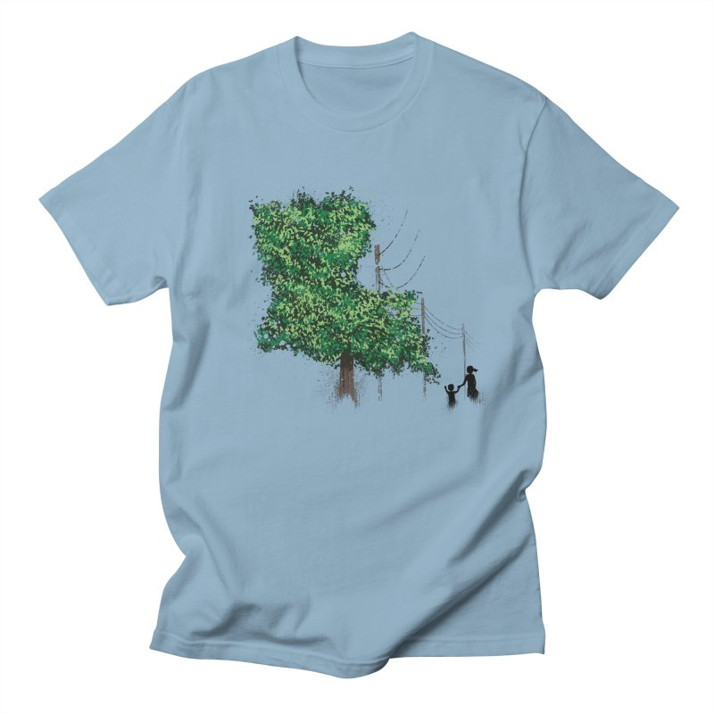 LA Tree Shirt Men's T-Shirt by Fees Tees