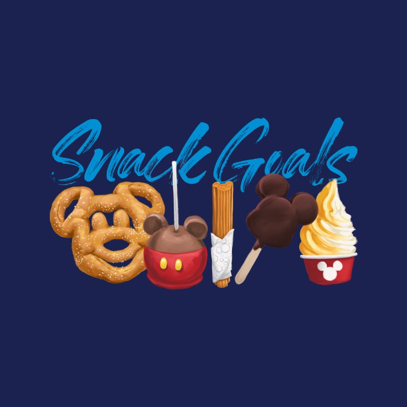 Snack Goals Men's T-Shirt by Fees Tees