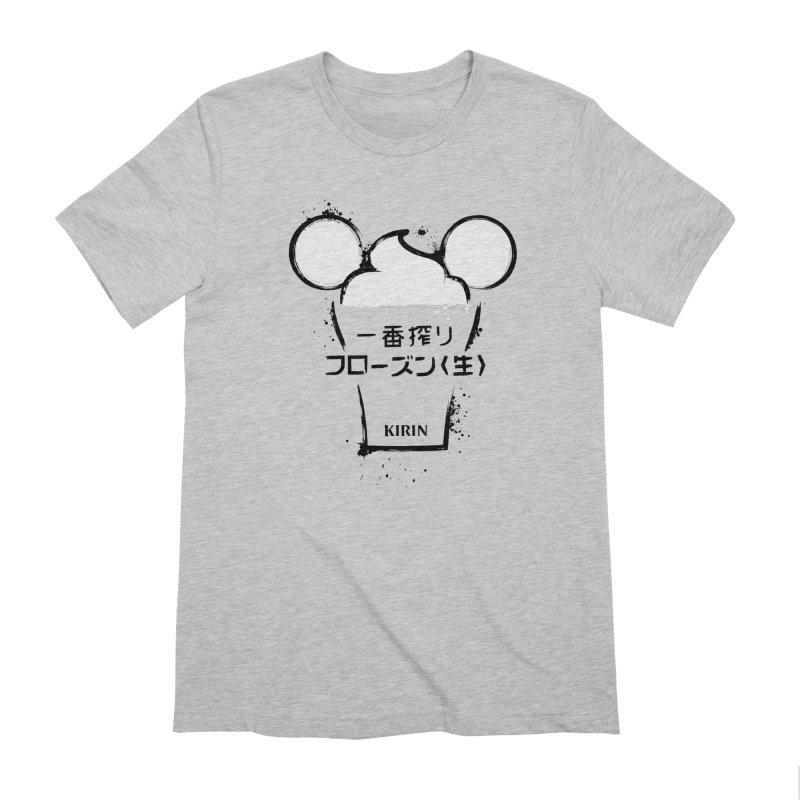 Frozen Kirin Men's T-Shirt by Fees Tees