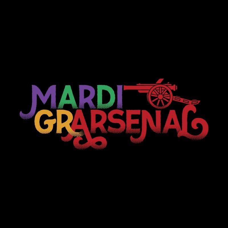 Mardi Gr-Arsenal by Fees Tees