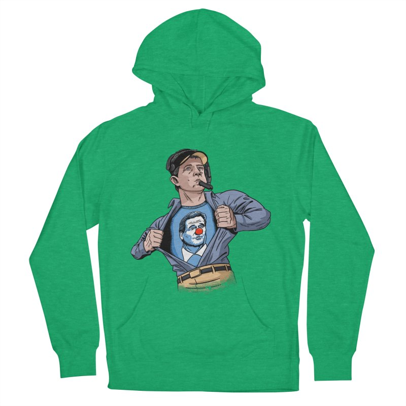 Supercoach Payton Men's French Terry Pullover Hoody by Fees Tees