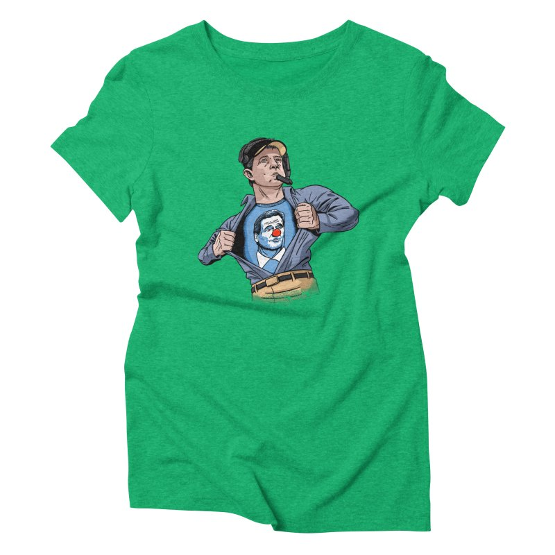 Supercoach Payton Women's Triblend T-Shirt by Fees Tees