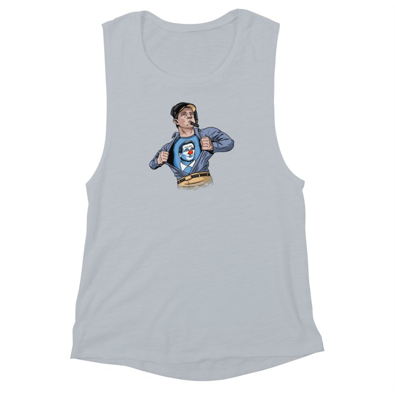 Supercoach Payton Women's Muscle Tank by Fees Tees