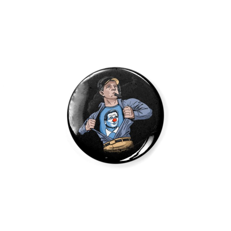 Supercoach Payton Accessories Button by Fees Tees