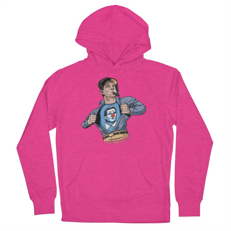 Supercoach Payton Women's French Terry Pullover Hoody by Fees Tees