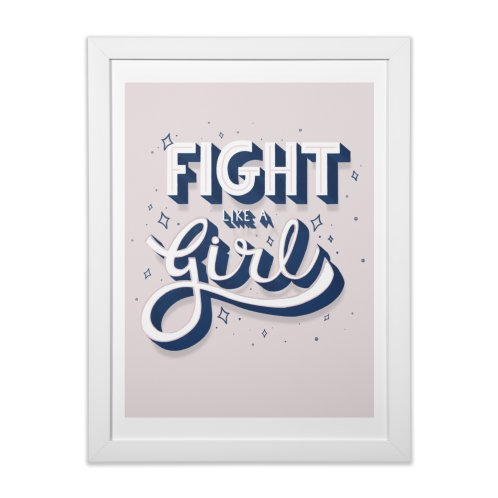 Design for Fight like a girl