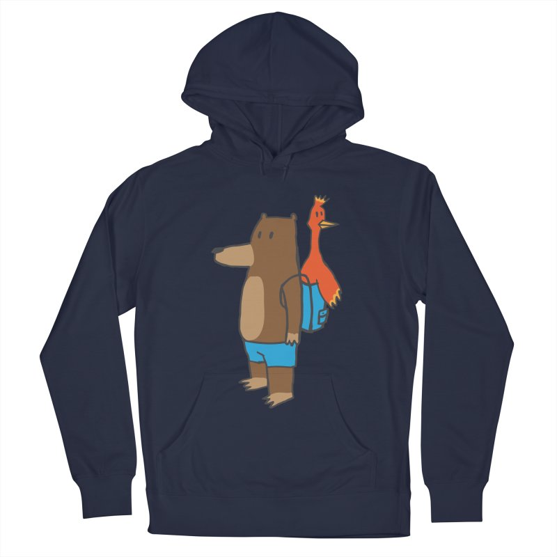 b&k Men's Pullover Hoody by Feldir's Weirdness