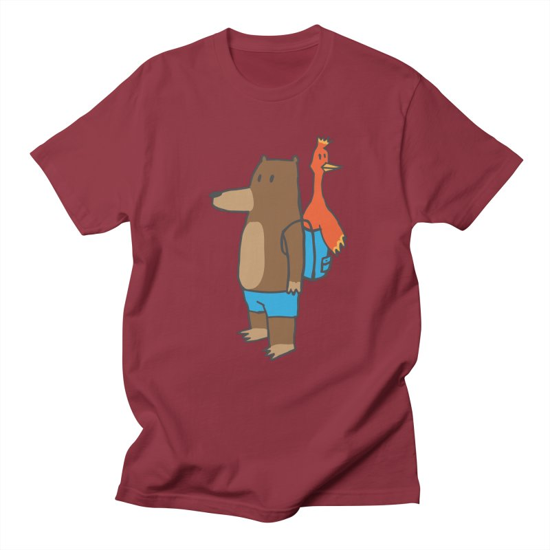 b&k Men's T-Shirt by Feldir's Weirdness