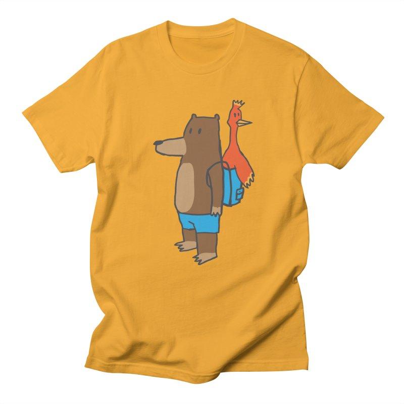 b&k Women's Regular Unisex T-Shirt by Feldir's Weirdness