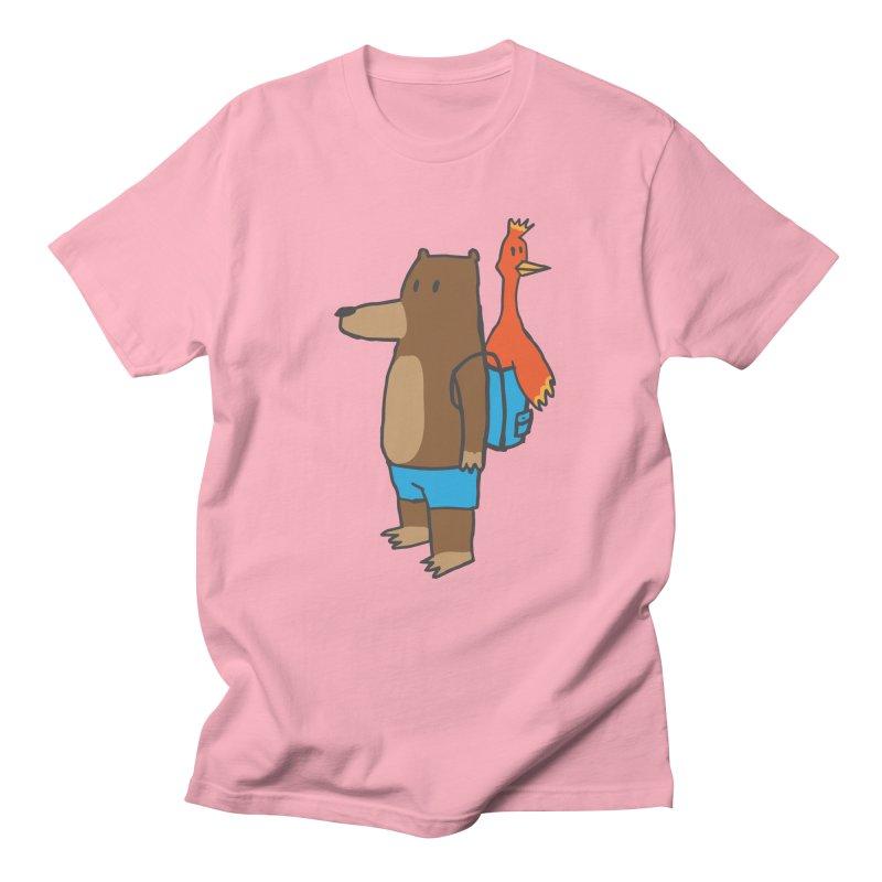 b&k Men's T-Shirt by Feldir's Weirdness