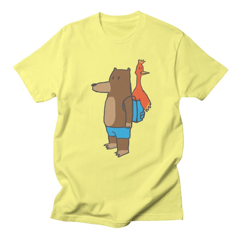b&k Men's Regular T-Shirt by Feldir's Weirdness