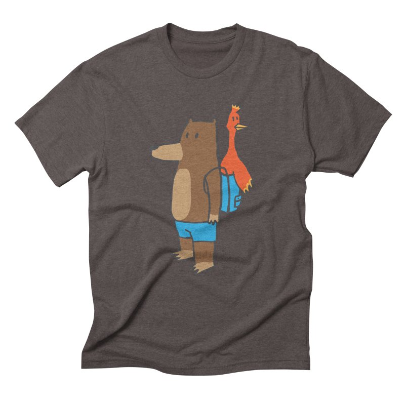 b&k Men's Triblend T-Shirt by Feldir's Weirdness