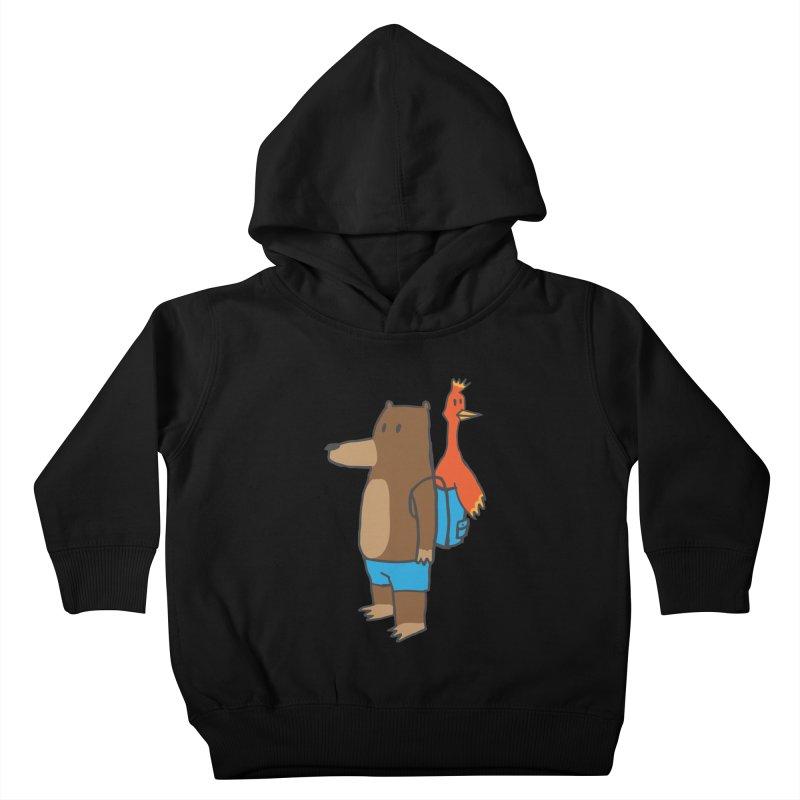 b&k Kids Toddler Pullover Hoody by Feldir's Weirdness