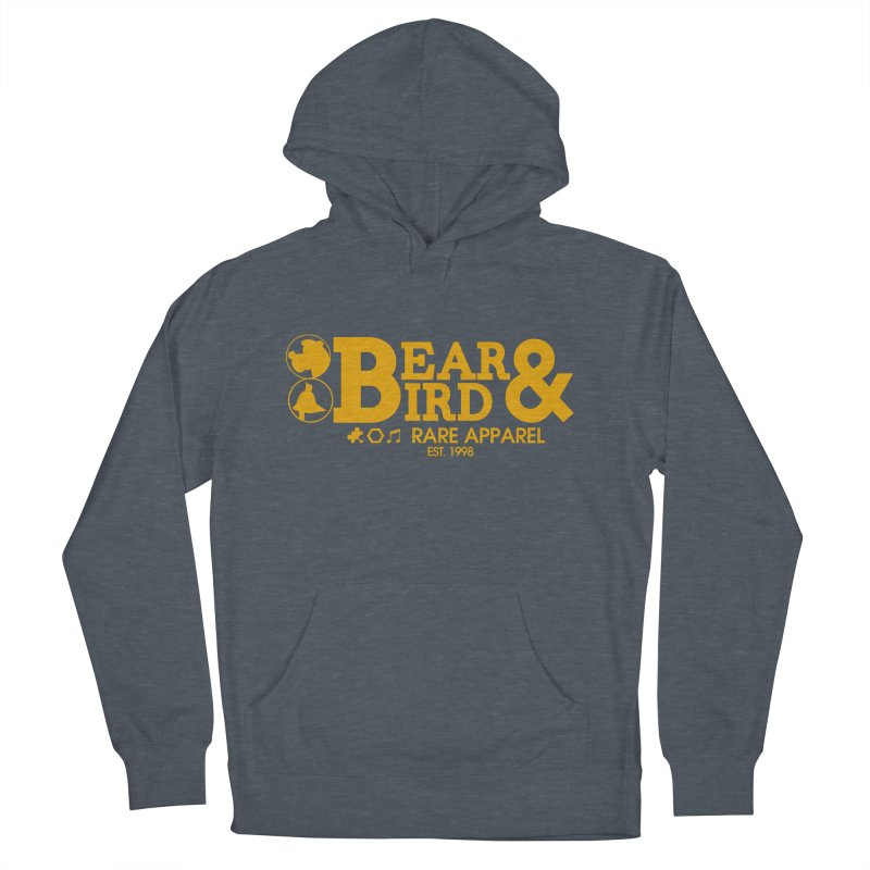 Bear & Bird Apparel Women's Pullover Hoody by Feldir's Weirdness