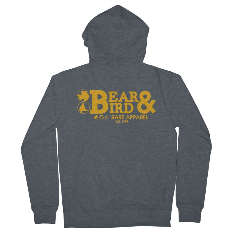Bear & Bird Apparel Women's Zip-Up Hoody by Feldir's Weirdness