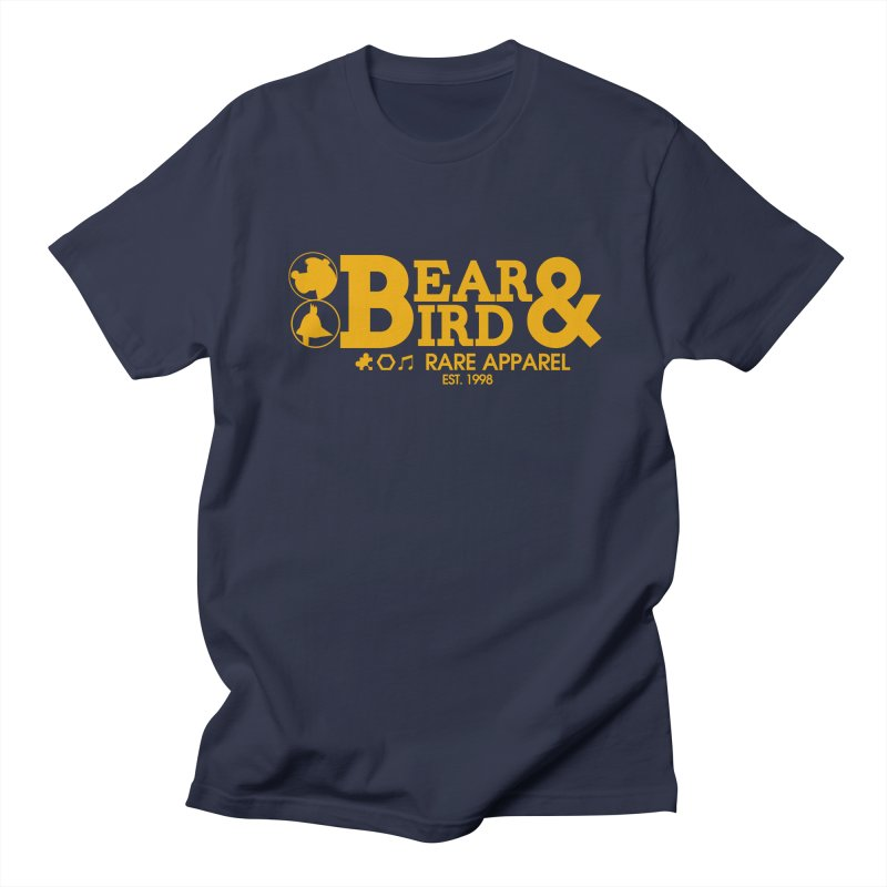 Bear & Bird Apparel Men's Regular T-Shirt by Feldir's Weirdness