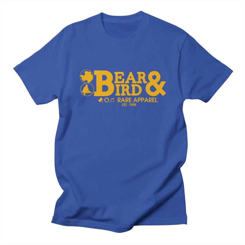 Bear & Bird Apparel Men's T-shirt by Feldir's Artist Shop