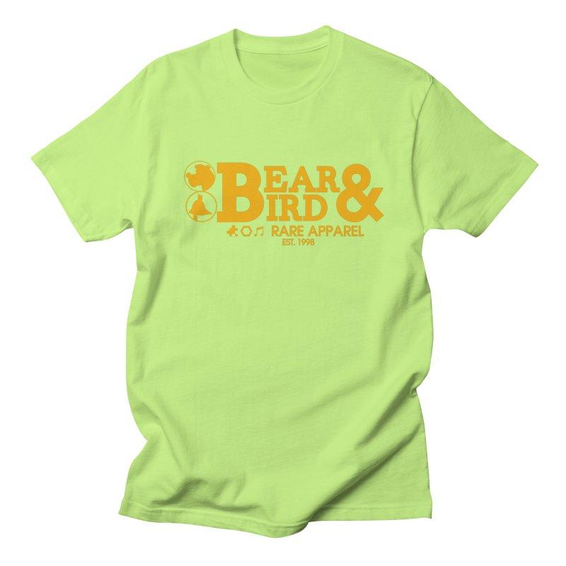 Bear & Bird Apparel Men's T-Shirt by Feldir's Weirdness