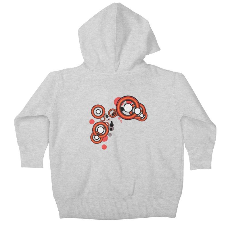 ARIES Kids Baby Zip-Up Hoody by Felix Culpa Designs
