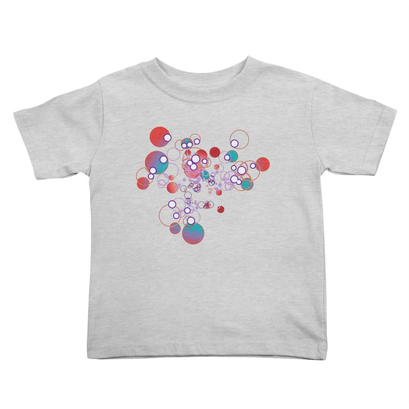 SAGITTARIUS Kids Toddler T-Shirt by Felix Culpa Designs