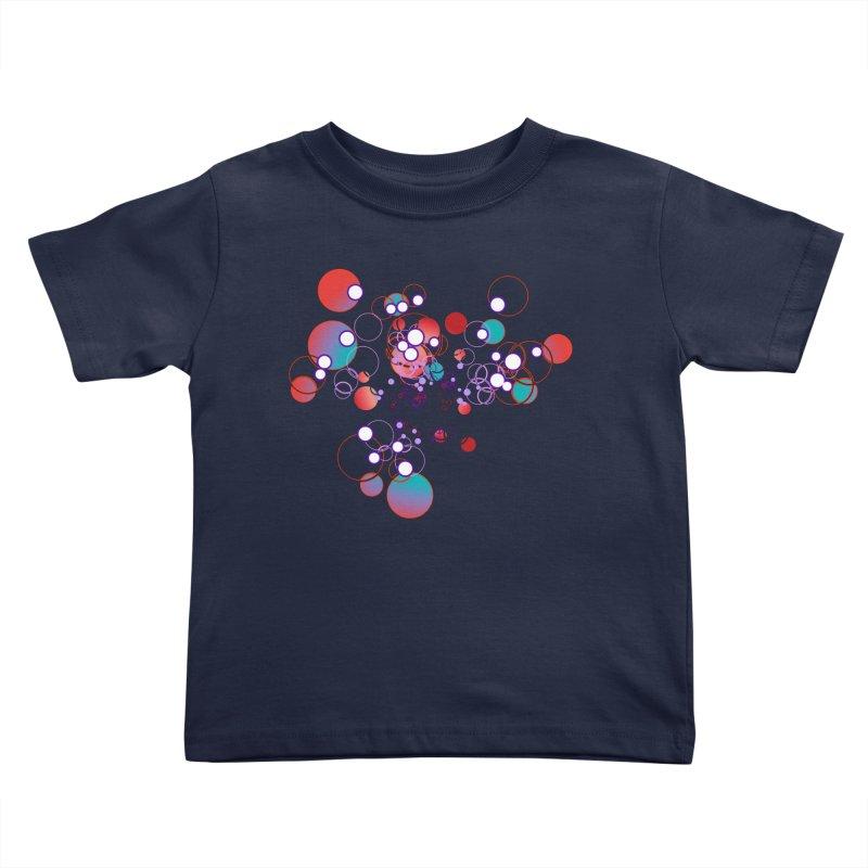 SAGITTARIUS Kids Toddler T-Shirt by Felix Culpa Designs