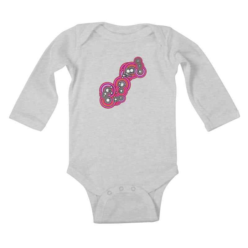 SCORPIO Kids Baby Longsleeve Bodysuit by Felix Culpa Designs