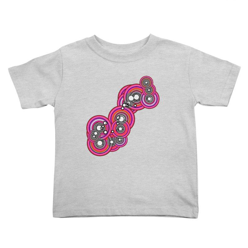 SCORPIO Kids Toddler T-Shirt by Felix Culpa Designs
