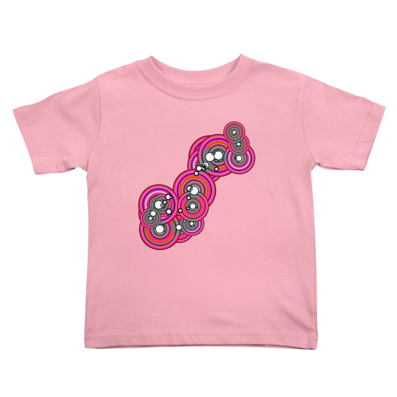 SCORPIO Kids Toddler T-Shirt by Felix Culpa Designs