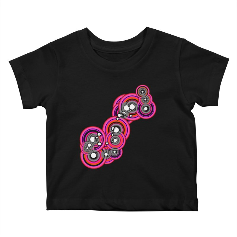 SCORPIO Kids Baby T-Shirt by Felix Culpa Designs