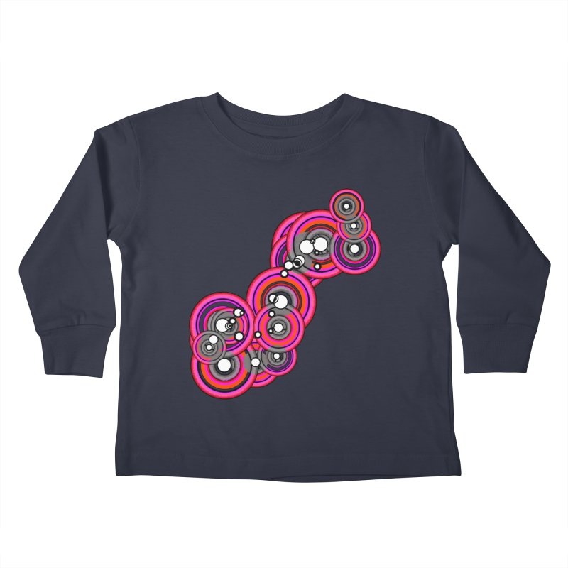 SCORPIO Kids Toddler Longsleeve T-Shirt by Felix Culpa Designs