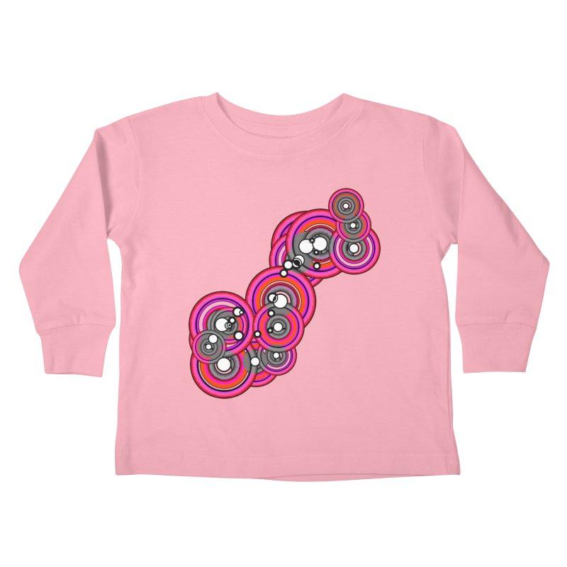 SCORPIO Kids Toddler Longsleeve T-Shirt by Felix Culpa Designs