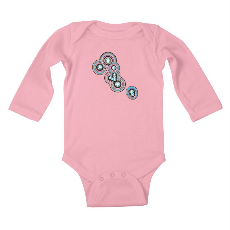 TAURUS Kids Baby Longsleeve Bodysuit by Felix Culpa Designs