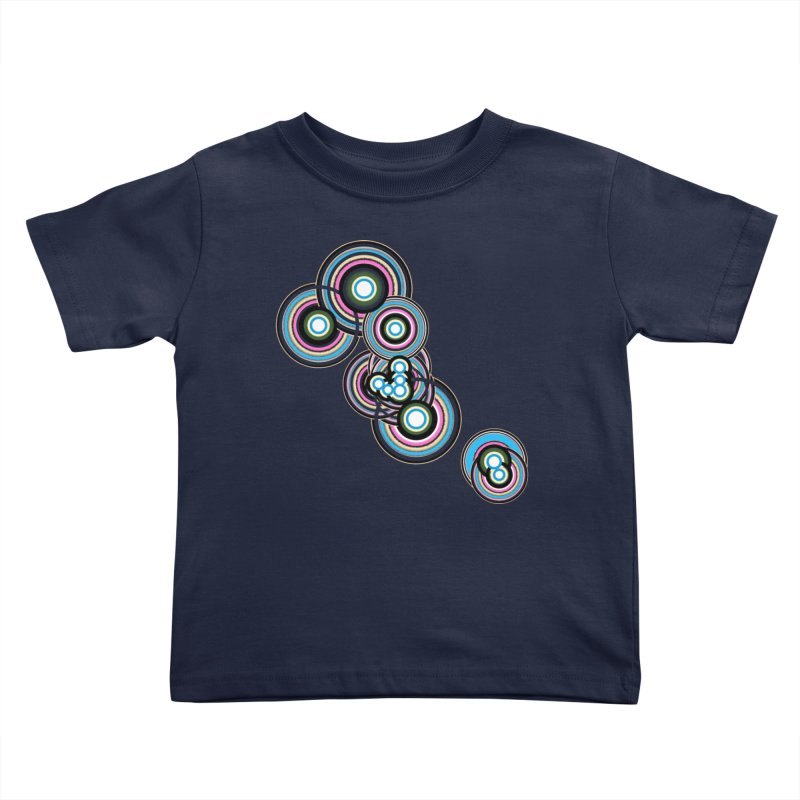 TAURUS Kids Toddler T-Shirt by Felix Culpa Designs