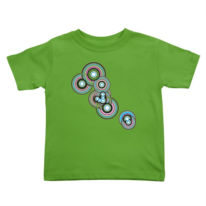 TAURUS Kids Toddler T-Shirt by Felix Culpa Designs