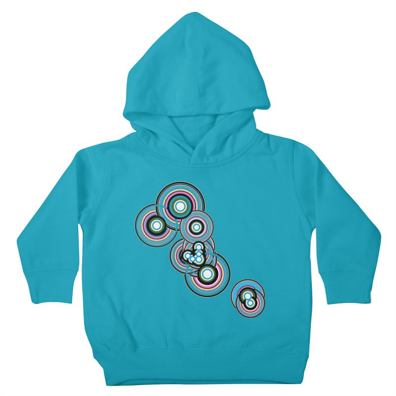 TAURUS Kids Toddler Pullover Hoody by Felix Culpa Designs